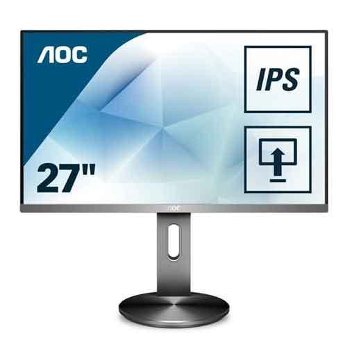AOC I2790PQUBT 27inch IPS LCD Monitor price in hyderabad, telangana, nellore, vizag, bangalore
