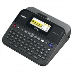 Brother PT D600P Laminated lable printer price in hyderabad, telangana, nellore, vizag, bangalore