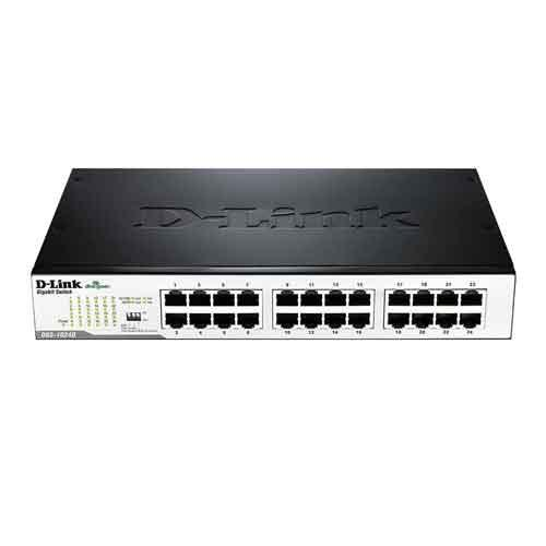 D Link DES 1024D Unmanaged Switch price in hyderabad, telangana, nellore, vizag, bangalore