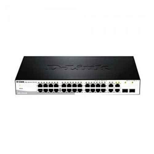 D Link DES 1210 28 Fast Ethernet WebSmart Switch price in hyderabad, telangana, nellore, vizag, bangalore