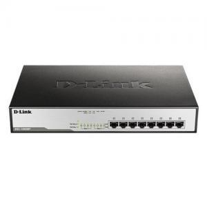 D Link DGS 1008MP 8 Port PoE Desktop Switch price in hyderabad, telangana, nellore, vizag, bangalore