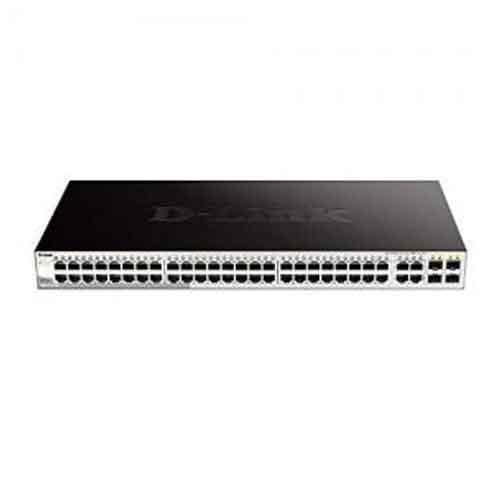 D Link DGS 1210 52 Gigabit Smart Switch price in hyderabad, telangana, nellore, vizag, bangalore