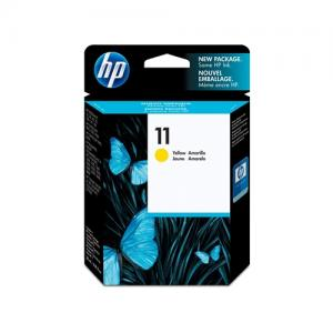 HP 11 C4838A Yellow Original Ink Cartridge price in hyderabad, telangana, nellore, vizag, bangalore