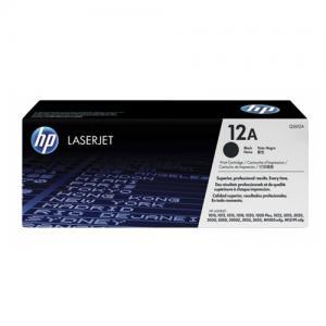 HP 12A Black Original LaserJet Toner Cartridge price in hyderabad, telangana, nellore, vizag, bangalore