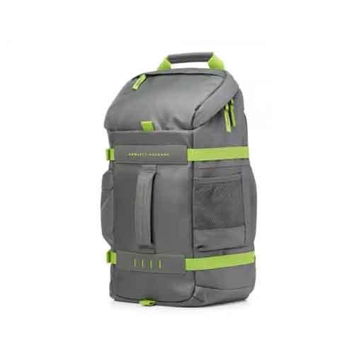 HP 15.6 Green-Gray Odyssey Backpack price in hyderabad, telangana, nellore, vizag, bangalore