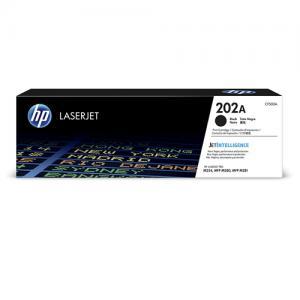 HP 202A CF500A Black LaserJet Toner Cartridge price in hyderabad, telangana, nellore, vizag, bangalore