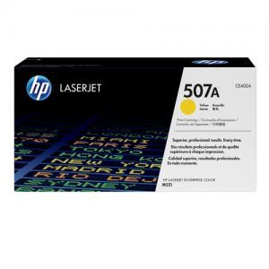 HP 507A CE402A Yellow LaserJet Toner Cartridge price in hyderabad, telangana, nellore, vizag, bangalore