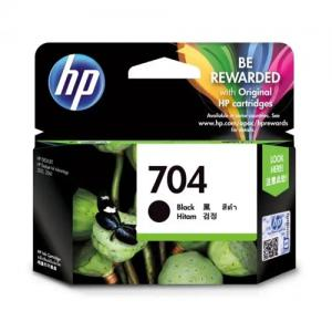HP 704 CN692AA Black Original Ink Cartridge price in hyderabad, telangana, nellore, vizag, bangalore