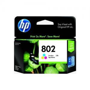 HP 802 CH564ZZ Tri color Ink Cartridge price in hyderabad, telangana, nellore, vizag, bangalore
