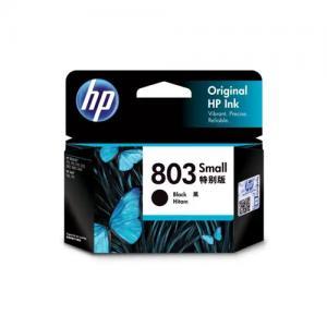 HP 803 F6V23AA Small Black Ink Cartridge price in hyderabad, telangana, nellore, vizag, bangalore