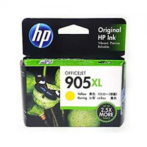 HP 905XL T6M13AA High Yield Yellow Original Ink Cartridge price in hyderabad, telangana, nellore, vizag, bangalore