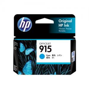HP 915 3YM15AA Cyan original Ink Cartridge price in hyderabad, telangana, nellore, vizag, bangalore