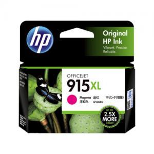 HP 915XL 3YM20AA High Yield Magenta original Ink Cartridge price in hyderabad, telangana, nellore, vizag, bangalore