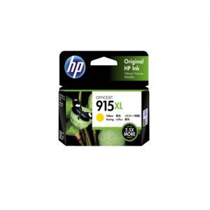 HP 915XL 3YM21AA High Yield Yellow original Ink Cartridge price in hyderabad, telangana, nellore, vizag, bangalore