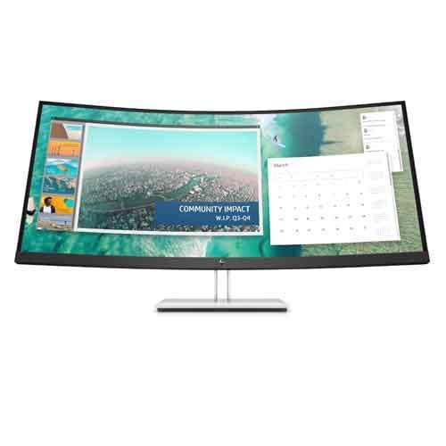 Hp E344C curved 34 inch Monitor price in hyderabad, telangana, nellore, vizag, bangalore