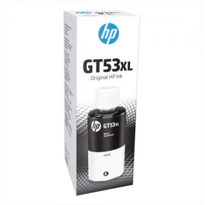 HP GT53XL 135ml 1VV21AA Black Original Ink Bottle price in hyderabad, telangana, nellore, vizag, bangalore