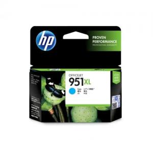 HP Officejet 951xl CN046AA High Yield Cyan Ink Cartridge price in hyderabad, telangana, nellore, vizag, bangalore