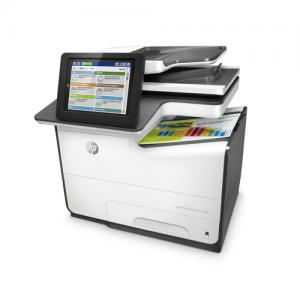 HP PageWide Enterprise Color MFP 586f Printer price in hyderabad, telangana, nellore, vizag, bangalore