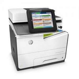 HP PageWide Enterprise Color MFP 586z Printer price in hyderabad, telangana, nellore, vizag, bangalore