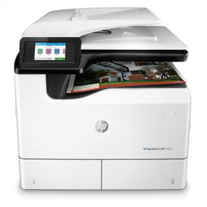 HP PageWide Managed Color P77740dn Printer price in hyderabad, telangana, nellore, vizag, bangalore