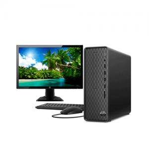 HP S01 ad0101in Slim Tower Desktop price in hyderabad, telangana, nellore, vizag, bangalore