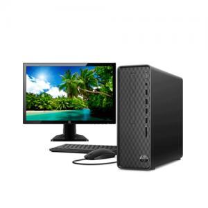 HP S01 ad0104in Slim Tower Desktop price in hyderabad, telangana, nellore, vizag, bangalore