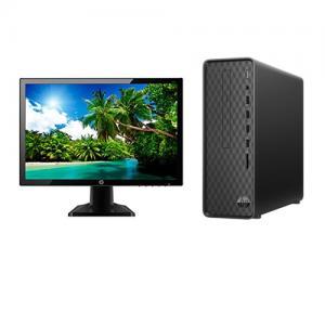 HP Slimline s01 pF0305in Desktop price in hyderabad, telangana, nellore, vizag, bangalore