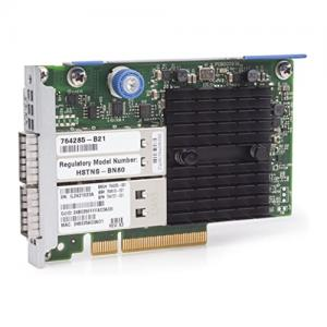 HPE InfiniBand FDR Ethernet 10Gb 40Gb 2 port 544 FLR QSFP Adapter price in hyderabad, telangana, nellore, vizag, bangalore