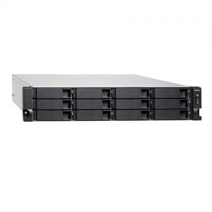 Qnap TVS 1272XU RP 12 Bay Storage price in hyderabad, telangana, nellore, vizag, bangalore
