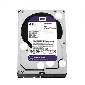 Western Digital Purple 4TB Surveillance Hard Drive price in hyderabad, telangana, nellore, vizag, bangalore